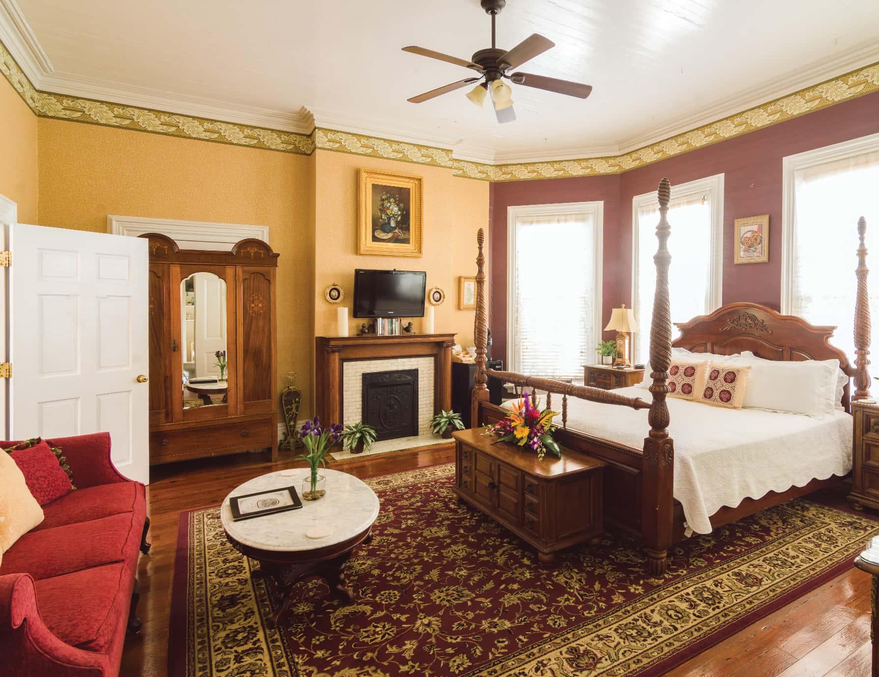 Eugene Studio Suite at our Historic Key West, Florida Inn