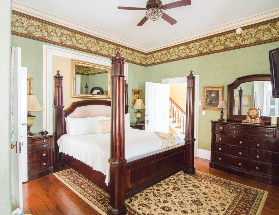 Parlor Suite bed and dresser
