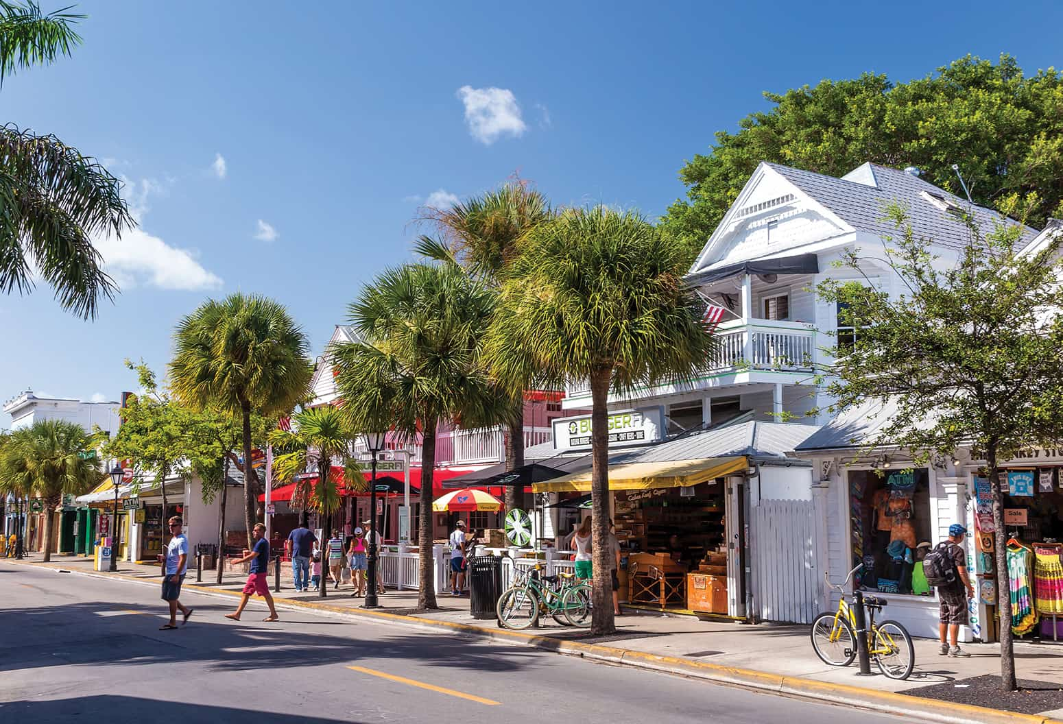 Explore downtown with our Key West travel guide